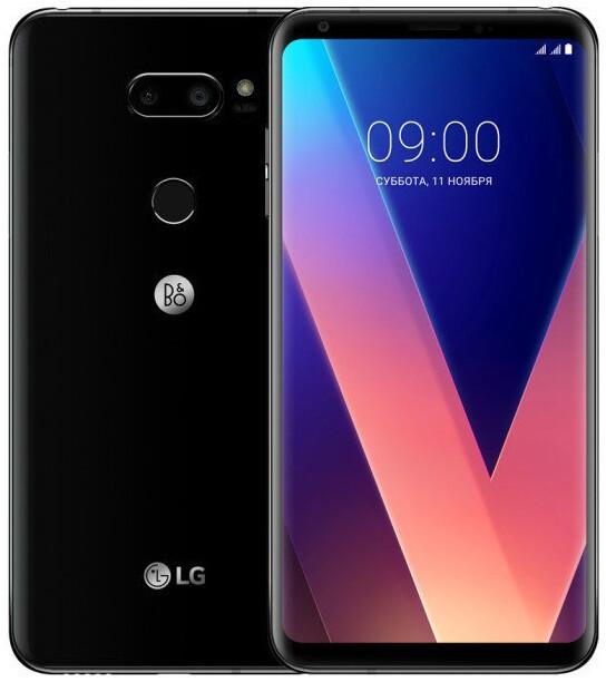 Смартфон Lg V30 VS996 64GB Black
