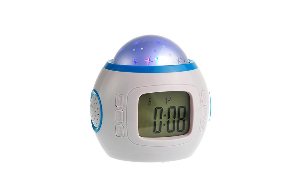 Supretto / Часы – музыкальный проектор звездного неба (CZ27C245)