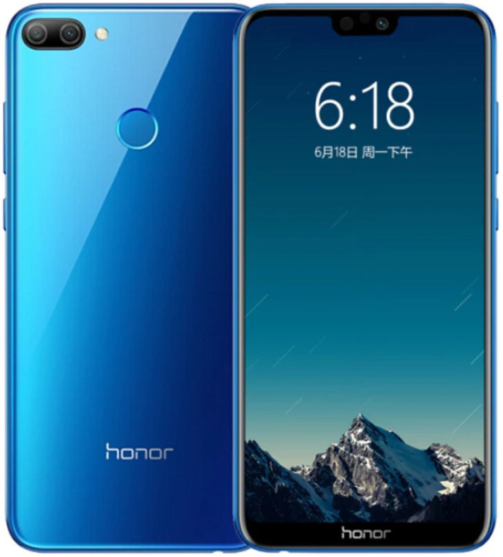 Смартфон Honor 9i 4/64GB Blue