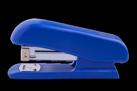 BUROMAX / Степлер Buromax скобы №24; 26 до 20 листов пластиковый синий (BM.4212-02)