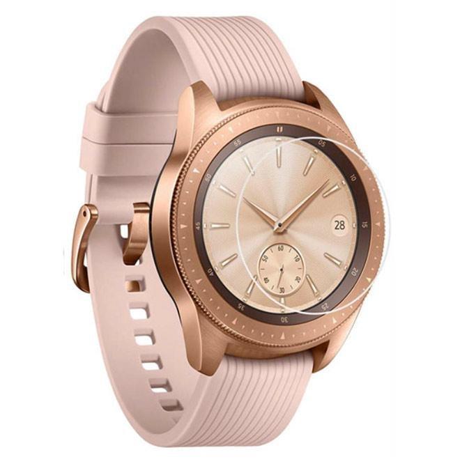 PRIMO / Закаленное защитное стекло Primo для часов Samsung Galaxy Watch 42 mm (SM R810)