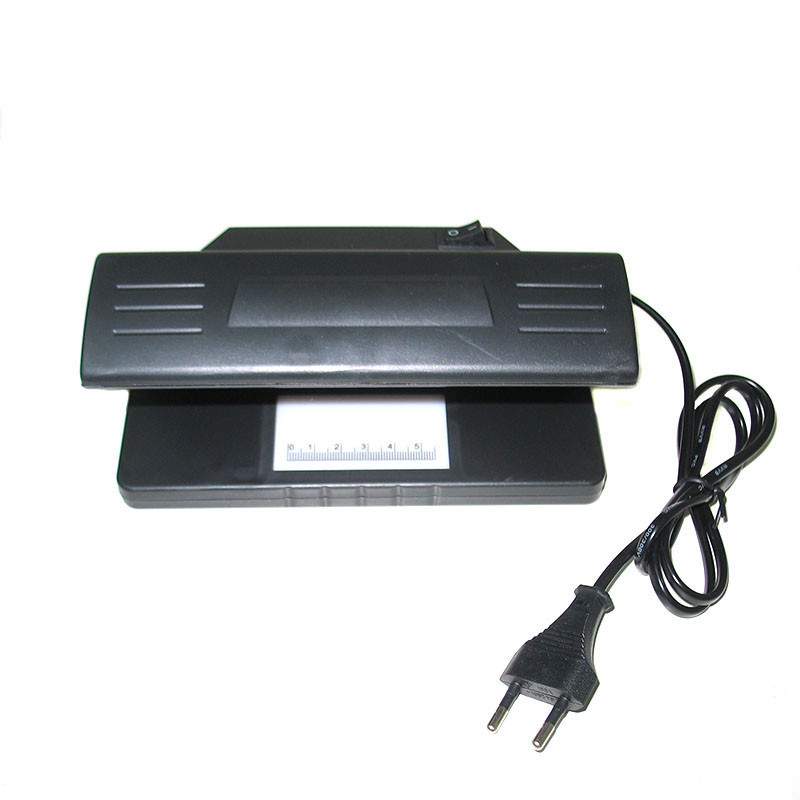 MHZ. / Компактный детектор валют 318, ультрафиолетовый