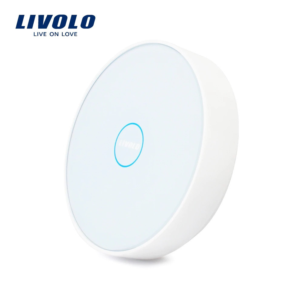 Кнопка дверного звонка Livolo (VL-D101K-11)